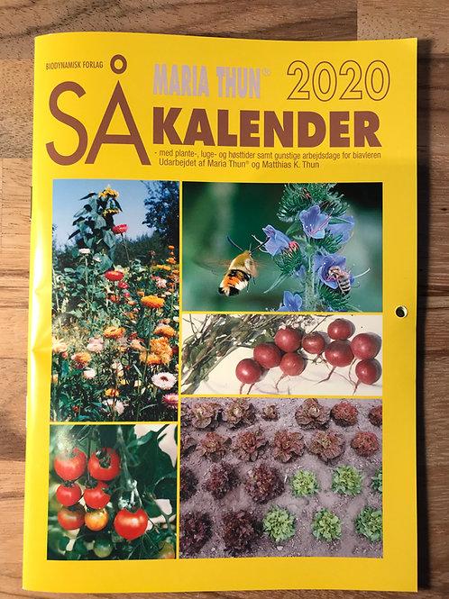 Såkalender Maria Thun