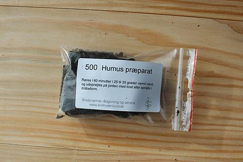 Humus præparat 500, 100gram