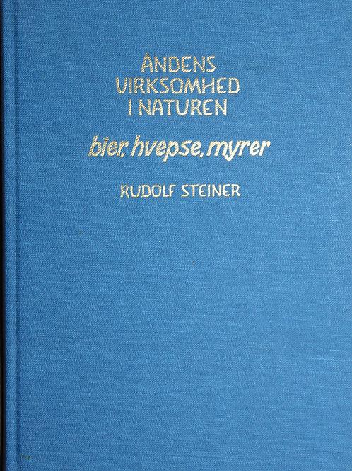Bikurset, Åndens virksomhed i naturen af Rudolf Steiner