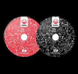 CD / DVD IMPRESIÓN DIGITAL