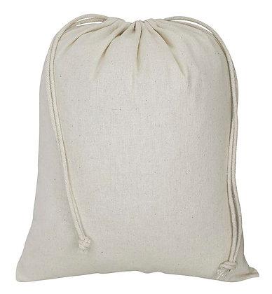 Bolsa saco Grande algodón 28x34