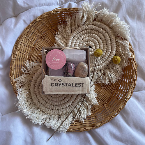 Love Crystal Set - The Crystalest