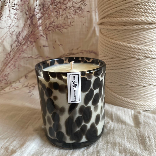 Animal Collection - Leopard - Soy Wax Candle