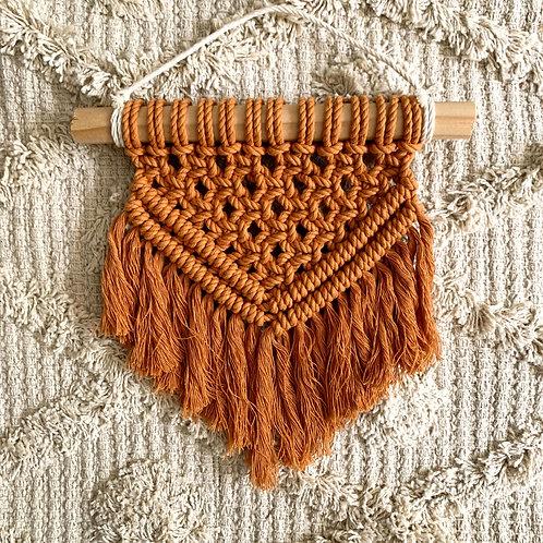 DASH - Burnt Orange - Rope