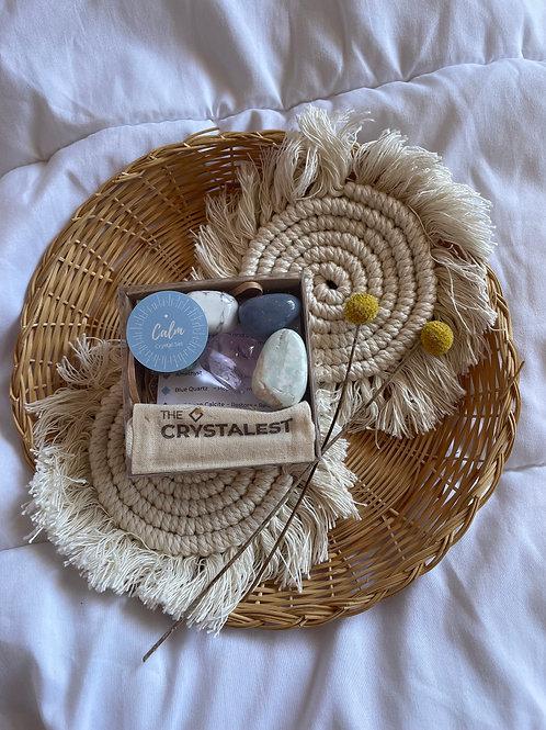 Calm Crystal Set - The Crystalest