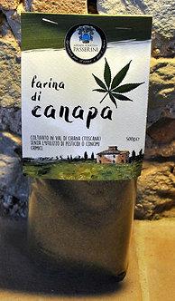 Canapa Sativa - Farina (500 gr)