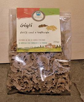 Gigli con ceci e lenticchie (250 gr)