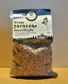 Grano Saraceno decorticato (500 gr)