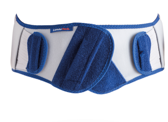 Lumbotech Rückenbandage mit Pelotte