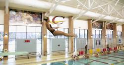 Calvin College Pool 1