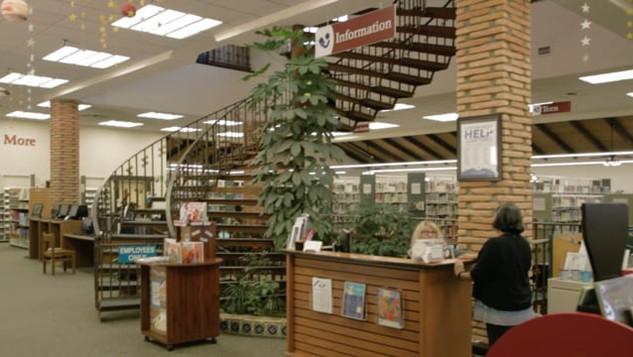 Palmdale City Library Case study