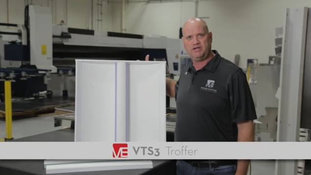 Hands-On/ VTS3 Troffer
