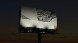 Billboard wide