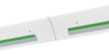 VTS LED troffer