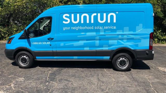 Sunrun Van Wrap