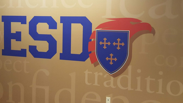 Episcopal Wall Wrap