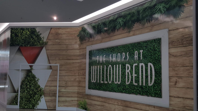 The Shops At Willow Bend Wall Wrap