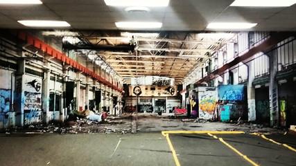 Gorilla Wraps Warehouse Wall Wrap