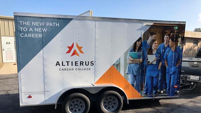 Altierus Trailer Wrap