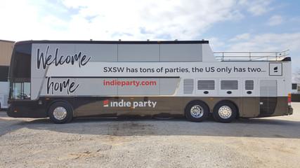 Indie Party Bus