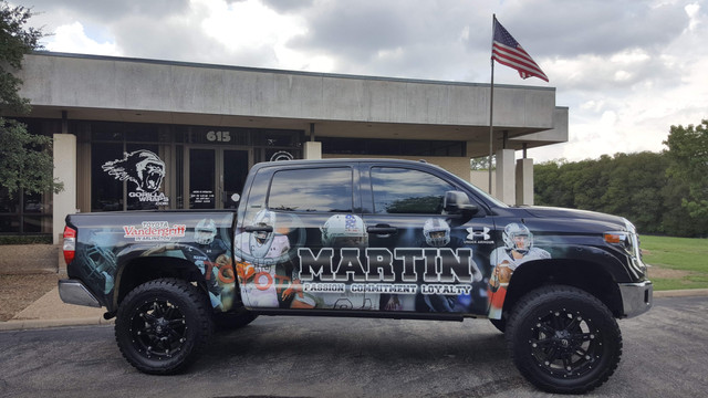 Martin Football Tundra Wrap