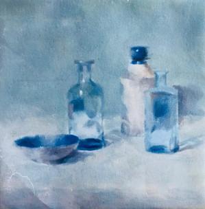 SHADE OF BLUE