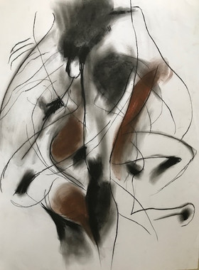 ABSTRACT MALE  NUDE 16