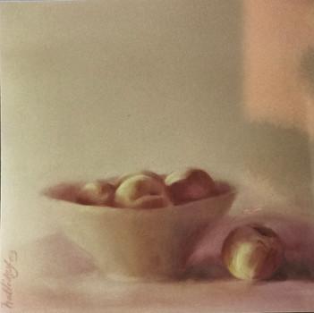 Bowl of Peaches