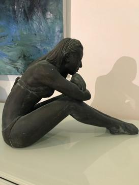 INDI Sculpture in Bronze