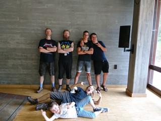 De laatste voorbereidingen voor Band Camp in Concert 2019