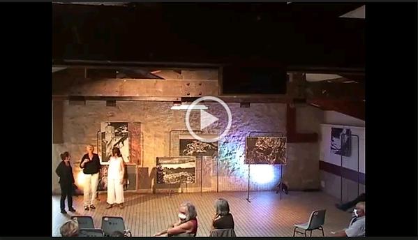 Vidéo Spectacle Montpezat