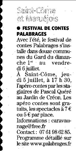 Midi Libre 01/07/2018