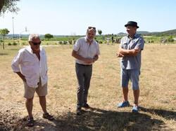 Alain, Michel, Eric
