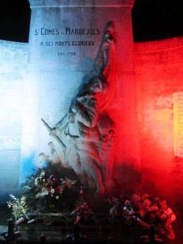 Commémoration 11/11/1918