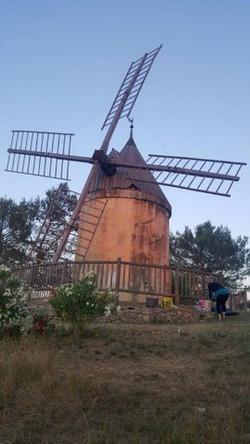 Le moulin de Langlade