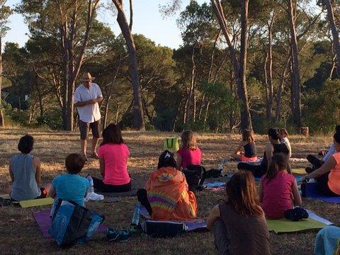 Eric Alber - Conte et Yoga