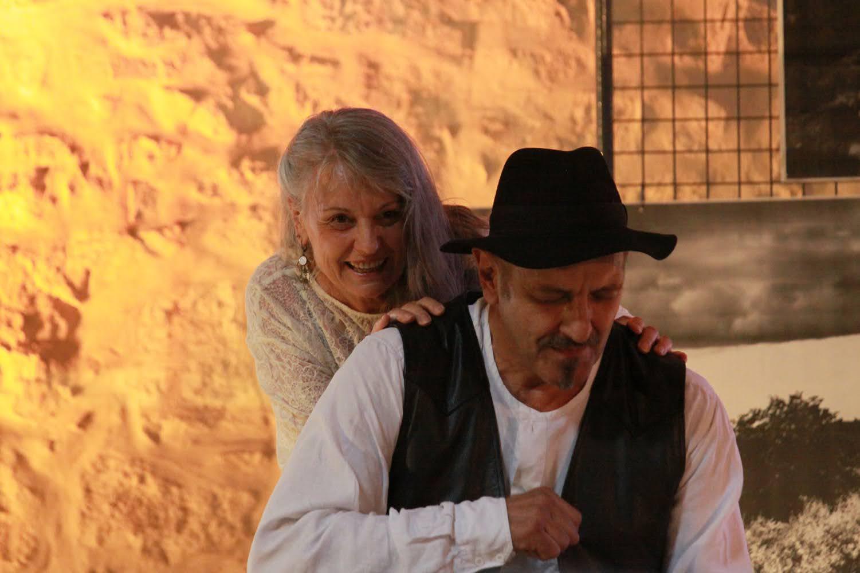 Béatrice Samson et Eric