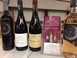 Excellents vins du Domaine
