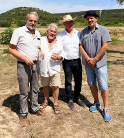 Michel, Alain, Serge, Eric