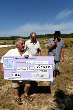 Alain, Michel, Eric - Chèque
