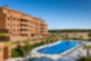 Fotos de la promocion de pisos las terrazas del pinar en Navalcarnero