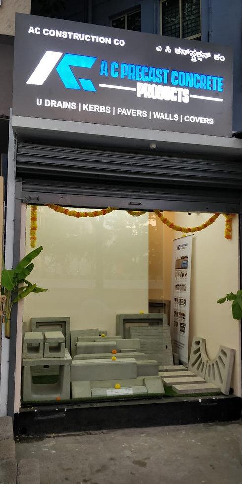 A C PreCast Concrete Products Showroom.j