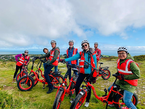 howth bike tours