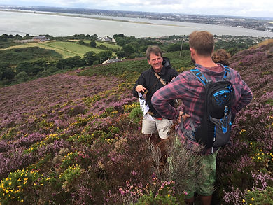 Hiking Tours Howth