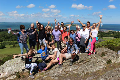 Group Adventure Howth