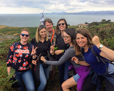 Howth Cliff Path Hike
