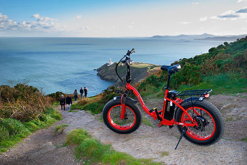 electric bike tours howth