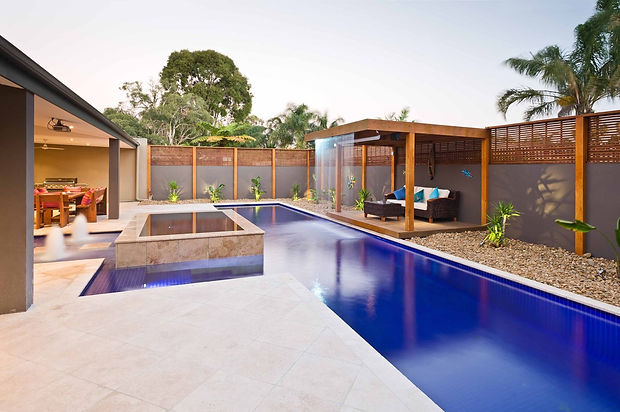 Fully Tiled Pools