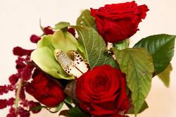 Détail fleurs