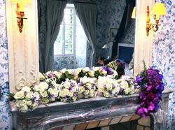 Dans la chambre nuptiale